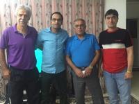 علی محمدخانی: پدرم واقعیتها را میگوید