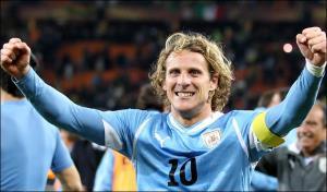 لحظاتی با دیگو فورلان اسطوره فوتبال اروگوئه