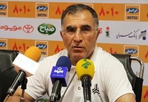 جلالی: اولویت ما در لیگ گل نخوردن است