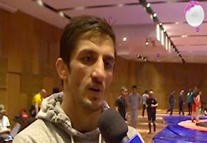 فردا آخرین شانس حمید سوریان در کسب سهمیه المپیک