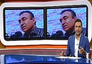 گفتگو با نادر دست نشان درباره موفقیت در تیم نفت آبادان