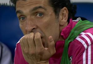 خلاصه 90دقیقه بازی آث میلان 0-0 یوونتوس