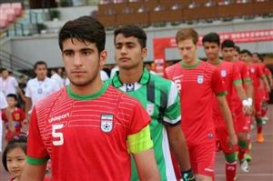 پیروزی نوجوانان ایران مقابل عربستان در آسیا