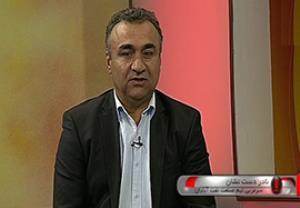 گفتگو با دستنشان پیرامون  صعود صنعت نفت به لیگ برتر