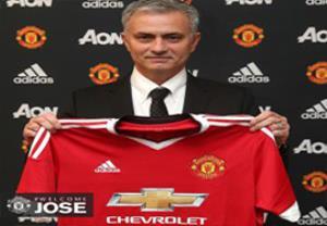 امضاء قرارداد مورینیو با منچستر یونایتد