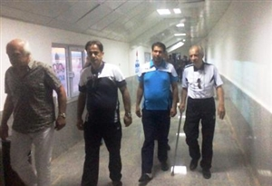 پورحیدری: استقلال دور از شرایط مسابقات است