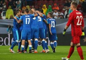 شکست سنگین آلمان مقابل اسلواکی