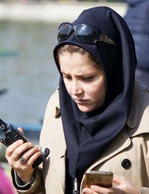 قضاوت بانوی ایرانی در آب های آرام پرتغال