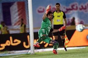 غیبت دوباره رحمتی برابر اس.خوزستان در اهواز