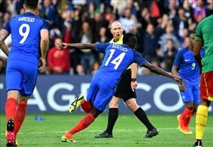 پیروزی دشوار فرانسه برابر کامرون