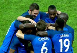 خلاصه بازی فرانسه 3-2 کامرون