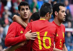 خلاصه بازی اسپانیا 6-1 کره جنوبی (سوپرگل سیلوا)
