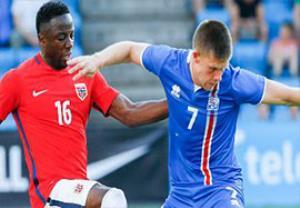 گلهای بازی نروژ 3-2 ایسلند