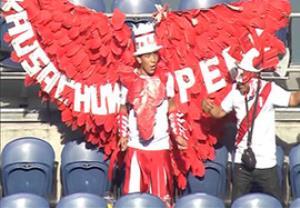 خلاصه بازی هائیتی 0-1 پرو