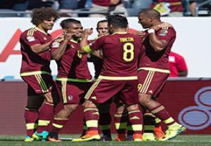 خلاصه بازی جامائیکا 0-1 ونزوئلا