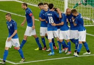 پیروزی ایتالیا مقابل فنلاند در ورونا