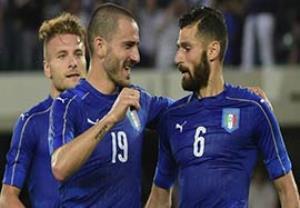 خلاصه بازی ایتالیا  2-0 فنلاند
