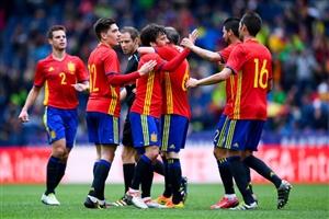 اسپانیا در ماجرای دخیا متحد است