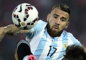 غیبت مدافع سیتی در دیدارهای آرژانتین مقابل مکزیک