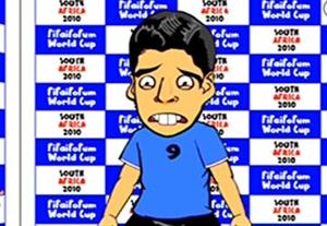 معرفی انیمیشنی سوارز در کوپا آمریکا 2016