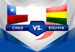 پیش بازی شیلی - بولیوی