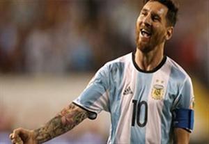 حواشی بازی آرژانتین - پاناما؛ درخشش مسی