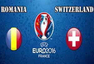 پیش بازی رومانی - سوئیس