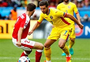 خلاصه بازی رومانی 1-1 سوئیس