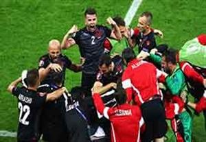خلاصه بازی رومانی 0-1 آلبانی (یورو 2016)