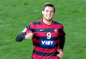 گل آنتونی گولچ به گوانگژو چین در لیگ قهرمانان آسیا