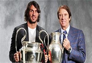 بازیکنانی با پدران فوتبالیست!