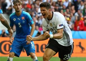 ماریو گومز از تیم ملی آلمان خداحافظی کرد