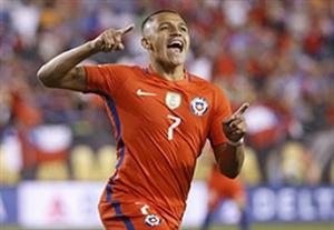 10 گل برتر رقابتهای کوپا آمریکا 2016