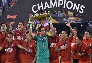 قهرمانی شیلی در کوپا آمریکا از نگاه هواداران
