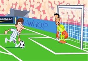 انیمیشن پایان تلخ مسی با تیم ملی آرژانتین
