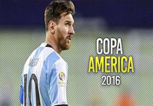 نگاهی به عملکرد مسی در کوپا آمریکا 2016