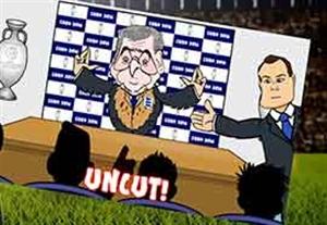 استعفای روی هاجسون به روایت انیمیشن