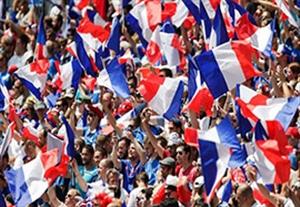 ایسلندیها با همان شور و حال یورو