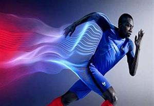 طراحی فوق العاده نایک برای لباس فرانسه