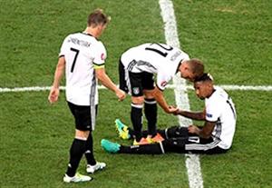 اوضاع وخیم آلمان با مصدومیت بواتنگ