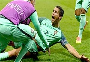 تکنیک های رونالدو در یورو 2016