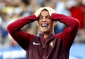 گل جالب رونالدو در جام جهانی ۲۰۱۰ مقابل کره شمالی
