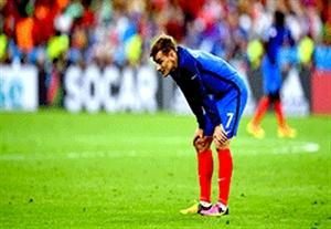 خلاصه بازی پرتغال 1-0 فرانسه (گزارش فارسی)