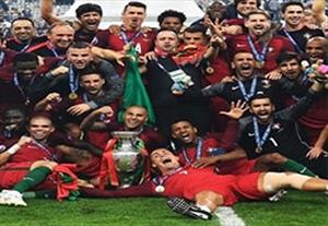 همراه با پرتغال از مرحله گروهی تا فتح یورو 2016
