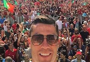 شادی پرتغالی ها از نگاه بازیکنان