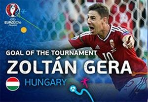 گل گرا به پرتغال؛ بهترین گل یورو 2016