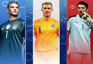 برترین ناجیان دروازه در یورو 2016