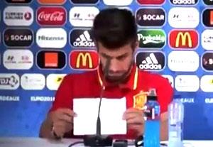 لحظات خنده دار یورو 2016
