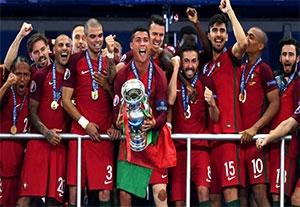 قهرمانان یورو از سال 1960 تا 2016