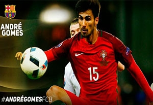 به بهانه پیوستن آندره گومز به بارسلونا